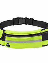 cheap -werall outdoor running waterproof anti-theft phone waist bag with earphones hole waist packs