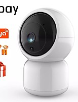 cheap -1080P Tuya Camera Home Security Surveillance Cloud Wireless IP Camera Wifi Vision CCTV Night Baby Monitor Two Way Audio