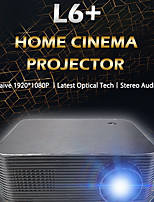 cheap -L6+ LED Projector 3000 lm Android 7.1