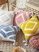 cheap -Nordic Pillowcase Simple Pattern Moroccan Bohemian Style Waist Pillow Pillowcase Sofa Pillow