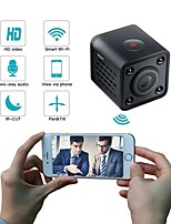 cheap -WIFI Mini IP Camera HDQ9 Night Vision Motion Detect 1080P HD Mini Camcorder Loop Video Recorder Built-in Battery Body Cam