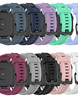 cheap -Watch Band For Huami Amazfit Ares Strap Sport Silicone Bracelet Wristband Replacement with Tools For Amazfit Ares Accessories