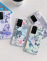 cheap -Case For Samsung Galaxy Galaxy A50(2019) / Galaxy M30(2019) / Samsung Galaxy A40(2019) Pattern Back Cover Flower TPU