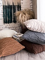 cheap -Pilllow Case High Quality Acrylic Rice Byte Pillow Home Fabric Decoration Cushion Model House Pillowcase