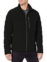 cheap -men's carlisle down jacket, black, x-large