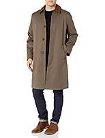 cheap -hart schaffner marx men's raincoat, green, 50l