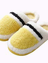 cheap -Women's Slippers / Men's Slippers House Slippers Casual Wool Shoes