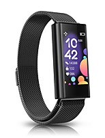 cheap -waterproof SmartBand fitness track watch wristband reminder Smartwatch Heart Rate monitor tracker Smart Bracelet for Android IOS