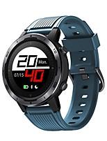 cheap -ID215G New GPS Always-on Screen Heart Rate Waterproof Health Smart Sports Watch