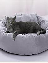 cheap -Dog Cat Pets Bed Terylene 40 cm
