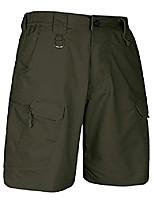"cheap -but& #39;s 9.5"" ripstop tactical shorts waterproof 9 pockets teflon relaxed fit cargo work shorts elastic waist od greenwaist32"