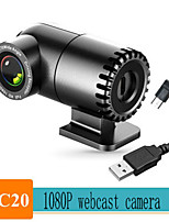 cheap -Webcam 1080P Full HD 1080P Web Camera Built-in Microphone USB Plug Auto Focus Web Cam For PC Computer Mac Laptop YouTube Camera
