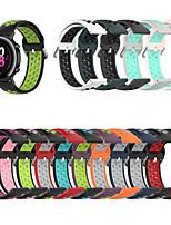 cheap -Watch Band for Huawei Watch 2 / Huawei Watch GT 2 / MagicWatch 2 42MM Huawei Sport Band Silicone Wrist Strap