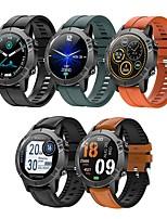 cheap -T11 Pure Circle Pedometer Heart Rate Waterproof Bluetooth Sports Sleep Camera Blood Pressure Smart Watch