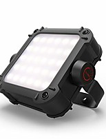 cheap -ultra+2 x armored area light for extreme outdoor environments, usb rechargeable, ip65, 3 colors, 23,200mah, heavy duty lantern for professional camping backpacking construction [large/black]