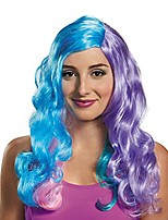 cheap -women's princess celestia adult costume wig, multi, one size