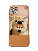 cheap -Case For iPhone 11 Pattern Back Cover Dog Animal TPU Case For iPhone 11 Pro Max / SE2020 / XS Max / XR XS 7 / 8 7 / 8 plus