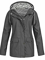 cheap -Hiking Jacket Winter Outdoor Thermal Warm Windproof Breathable Camping / Hiking Hunting Fishing Pink Tiffany Blue A large number of spot goods have been shipped White Black
