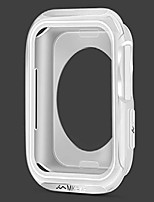 cheap -compatible apple watch case 44mm 40mm, shock-proof and shatter-resistant protector bumper iwatch case compatible apple watch series 6,series 5, series 4, nike+,sport,