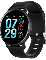 cheap -H52 Unisex Smartwatch Bluetooth Heart Rate Monitor Blood Pressure Measurement Sports Calories Burned Long Standby Pedometer Call Reminder Activity Tracker Sleep Tracker Sedentary Reminder