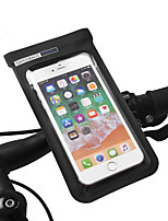 cheap -Cell Phone Bag 7.28*3.74 inch Cycling for All Phones Black Mountain Bike / MTB Road Cycling Recreational Cycling