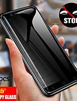 cheap -SAMSUNG Screen Protector A91 A90 5G A90 A81 A80 A71 A51 A20S A20E A10E Note 10 Lite S10 Lite High Definition HD Front Screen Protector 3 pcs Tempered Glass Anti Peeping