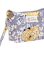 cheap -Travel Organizer Cosmetic Bag Travel Toiletry Bag Large Capacity Waterproof Travel Storage Durable Floral Canvas For Everyday Use Cycling Portable