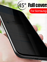 cheap -SAMSUNG Screen Protector M51 M20 M10 A70 A50S A50 A30S A30 A20 A10S High Definition HD Front Screen Protector 1 pc Tempered Glass Anti Peeping