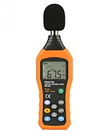 cheap -Pm6708 Digital Noise Meter High Precision Noise Decibel Tester A/c Sound Level Meter