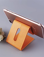 cheap -Desk Phone Holder triangle Mobile Stand For Cell phone Tablet Universal plastic Phone Stand Desktop Support