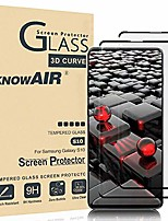 cheap -galaxy s10 screen protector,full coverage tempered glass[2 pack][high definition][designed for ultrasonic fingerprint] tempered glass screen protector suitable for galaxy s10