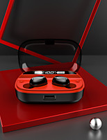 cheap -LITBest T18 Wireless Earbuds TWS Headphones Bluetooth5.0 with Charging Box Waterproof IPX7 LED Power Display for Travel Entertainment