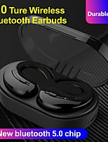 cheap -A8 Wireless Earbuds TWS Headphones Bluetooth5.0 Stereo with Microphone with Volume Control with Charging Box Auto Pairing for Mobile Phon