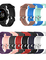 cheap -Sport Silicone strap For Forerunner 245 Bracelet For Garmin Vivomove 3/Garmin Venu Watchbands Correa