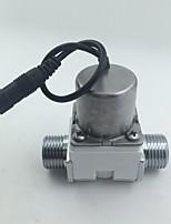 cheap -Pulsed Electromagnetic Valve Sensor Smart Faucet Urinal Sanitary Sensors Solenoid Valve DC4.5V-6.5V 0.02-1.0MPA G1/2 DN15