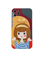 cheap -Case For iPhone 11 Shockproof Back Cover Cartoon TPU For Case 7/8/7P/8P/X/XS/XS MAX/11 PRO/11 PRO MAX