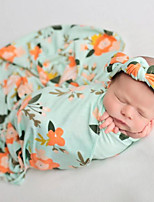 cheap -Reborn Doll Swaddle Blanket Fabrics Not Include Reborn Doll Soft Pure Handmade Girls' 2 pcs