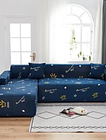 cheap -Crown Print 1-Piece Sofa Cover Couch Cover Furniture Protector Soft Stretch Sofa Slipcover Spandex Jacquard Fabric Super Fit for 1~4 Cushion Couch and L Shape Sofa,Easy to Install