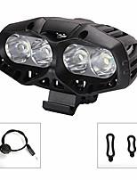 cheap -bike lights led 4 x t6 bicycle cycling headlight headlamp headlight 4 mode super bright bike light