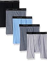 cheap -men's 5pk beyond soft boxer brief, assorted, medium