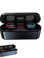 cheap -1898 6 Wireless Earbuds TWS Headphones Bluetooth5.0 Stereo with Microphone with Volume Control IPX5 for Sport Fitness