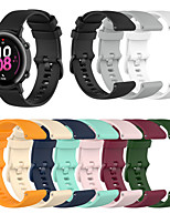 cheap -Replaceable Watchbands for Huawei Honor Magic Watch 2 42mm / GT2 42mm / Watch 2 Silicone Strap