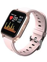 cheap -Mv3 Multi-sports Smart Watch Step Count Monitoring Reminder Heart Rate Calorie Waterproof Smart Watch