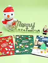 cheap -Christmas Diy Greeting Card Creative Handmade Children's Material Package 3 Sets