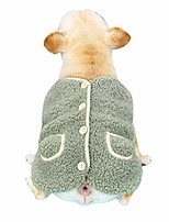 cheap -pet dog sweaters for small medium dogs in cold weather pet dog clothes in autumn and winter puppy warm fruit sweater clothing indoor