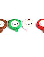 cheap -150cm 60 Inch Cute Cartoon Plush Portable Retractable Tape Measure Ruler Sewing Tool Children Height Ruler Random Color
