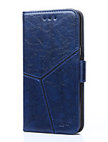 cheap -Case For Samsung Galaxy S20 S20 Plus S20 Ultra S20 FE 5G Card Holder Flip Magnetic Full Body Cases Solid Colored PU Leather TPU Case For Samsung Galaxy S10 S10 5G S10E S10 Plus S9 S9 Plus S8 S8 Plus