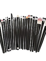cheap -22pcs professional makeup brushes set powder foundation eyeshadow eyeliner make up brushes cosmetics synthetic hair brush mag5489hb