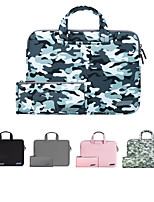 cheap -13.3 Inch Laptop / 14 Inch Laptop / 15.6 Inch Laptop Sleeve / Briefcase Handbags / Tablet Cases Polyester Graphic / Solid Colored for Men for Women for Business Office Waterpoof Shock Proof