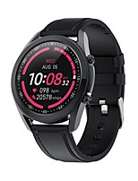 cheap -GT33 Unisex Smartwatch Bluetooth Heart Rate Monitor Blood Pressure Measurement Sports Calories Burned Health Care Pedometer Call Reminder Activity Tracker Sleep Tracker Sedentary Reminder
